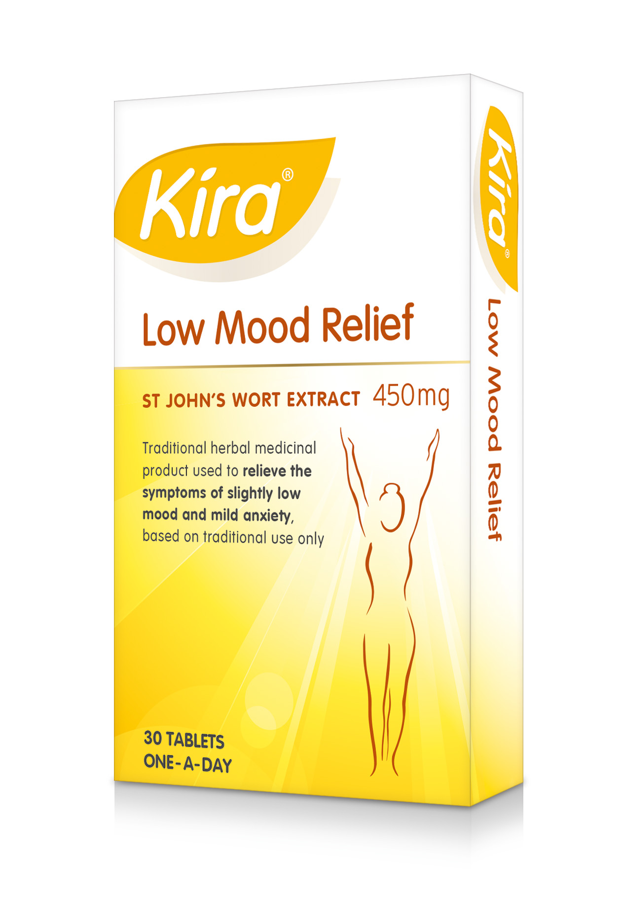 Kira low mood relief
